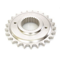25 Tooth 0.500 Offset Transmission Sprocket. Fits Dyna 2006-2017 & Softail 2007up (Excluding 200/240 Rear Tyre.)